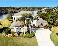 Is your Dream Home a Luxury Florida Lake front home