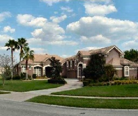 Cheval golf course homes for sale. Lutz, Florida